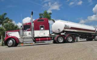 Выбор навигатора для грузовых автомобилей