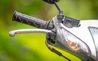 GPS трекер для мотоцикла