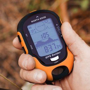GPS возвращатель. GPS компас