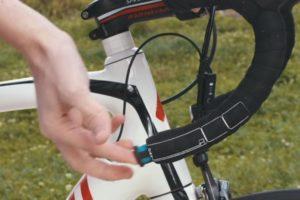 GPS трекер для велосипеда от угона Sherlock GPS bike tracker