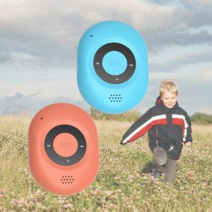 GPS маяк для ребенка с SOS кнопкой