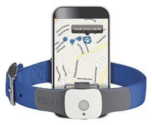 Ошейник с GPS для собак Tagg GPS Pet Tracker