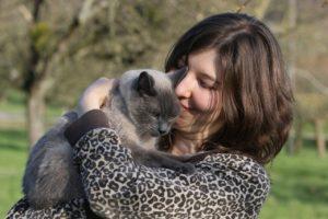 Ошейник с трекером для кошек