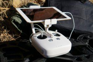 GPS трекер для квадрокоптера