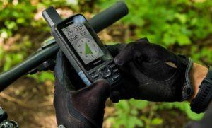 GPS навигатор походный Garmin GPSMap 66ST