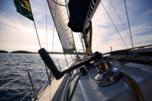 Морской навигатор. Навигационные карты морские