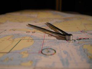 Навигационные карты морские