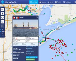 аис трекер, ais карта движения судов в реальном времени, Marinetraffic