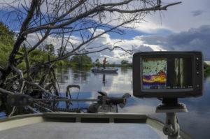 навигатор для рыбалки с картой