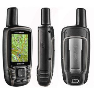 Навигатор для охоты Garmin GPSMAP 64st
