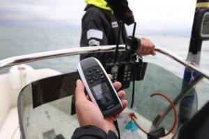 gps навигатор для рыбалки, навигатор картплоттер