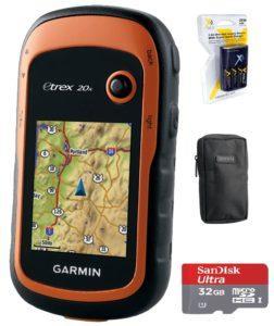 Жпс навигатор для охотника Garmin eTrex 20x