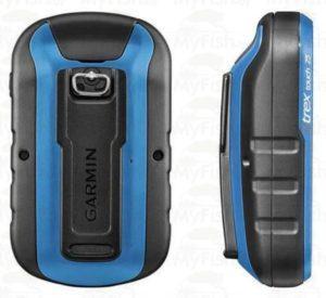 Навигатор ручной для рыбалки Garmin eTrex Touch 25