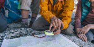навигатор грибника, навигатор для леса без интернета