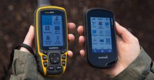 навигатор для леса, gps навигатор для леса
