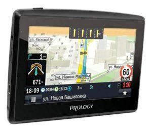 GPS навигатор для авто Prology iMAP-A540
