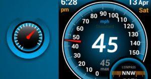 Пожалуй лучший GPS gps спидометр для Андроид
