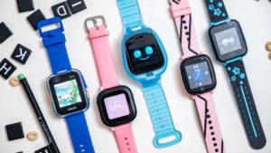 Детские наручные смарт часы,  Детские часы с GPS