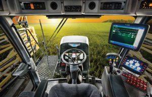 навигатор трактор, навигатор для опрыскивания полей