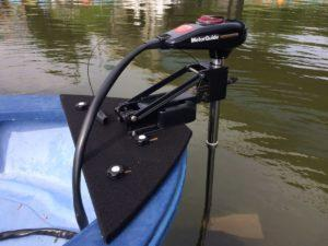 Электроякорь для лодки